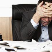 Immer mehr Manager fürchten den Burnout